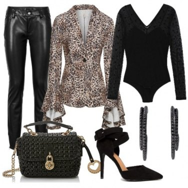 Outfit Sexy #3600