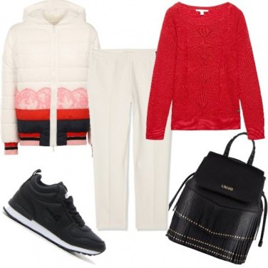 Outfit Calde e comode per tutti i giorni