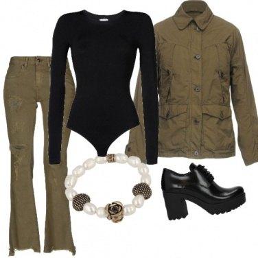 Outfit Outfits comodo e stiloso