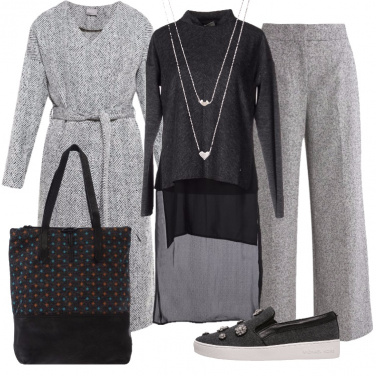 Outfit Confort minimal