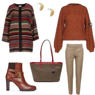 Outfit I colori dell\' autunno