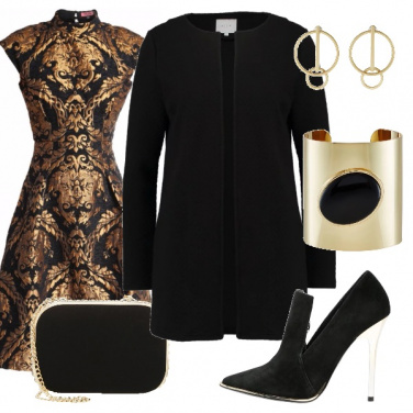 Outfit Notte d\'oro