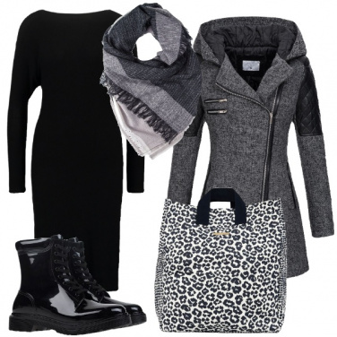 Outfit Tipo da città