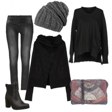 Outfit Evergreen invernali