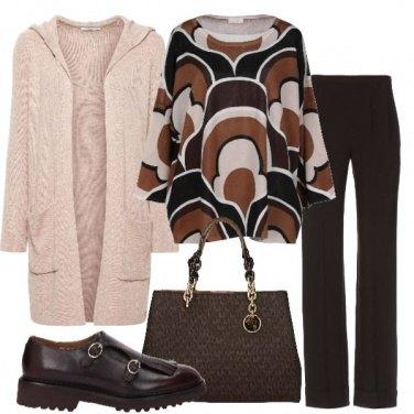 Outfit Comodità classica