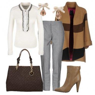 Outfit Stivaletti fashion