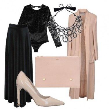 Outfit Delicato velluto