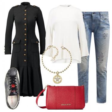 Outfit Così è se vi piace