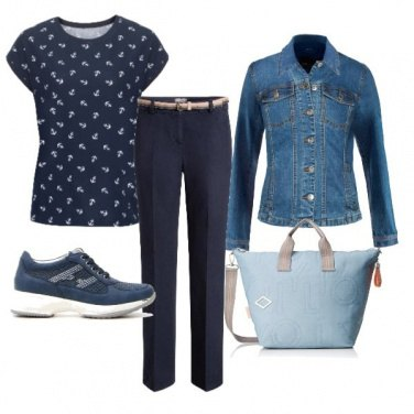 Outfit Universita\' outfit