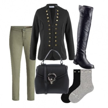 Outfit Hippy chic style