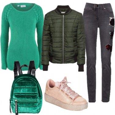 Outfit Giornate scolastiche