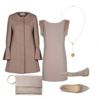 Outfit Toni neutri chic