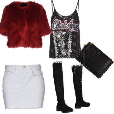 Outfit Odi et amo rock