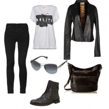 Outfit Un giorno all\'università