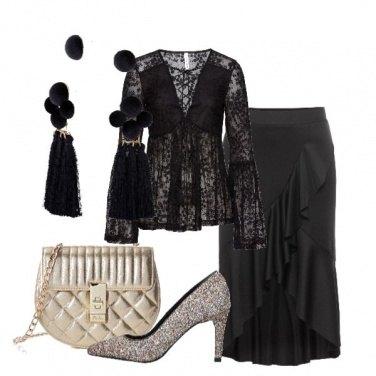 Outfit Ispirazione spagnola