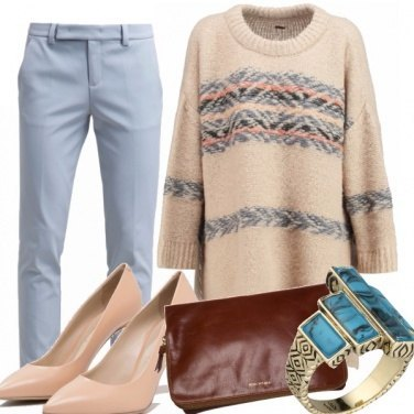 Outfit Cozy chic