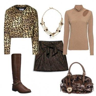 Outfit Fantasie scintillanti