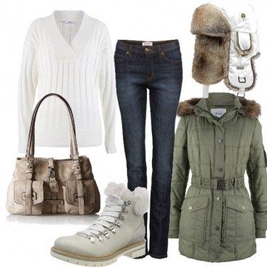 Outfit Bianche escursioni