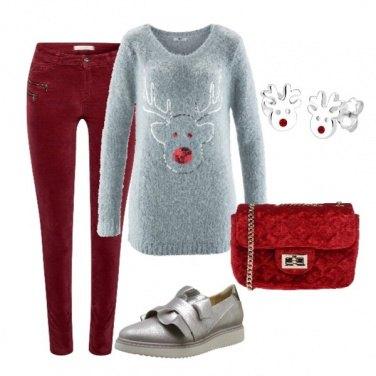 Outfit Aspettando Natale