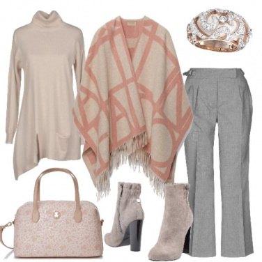 Outfit Tonalità delicate