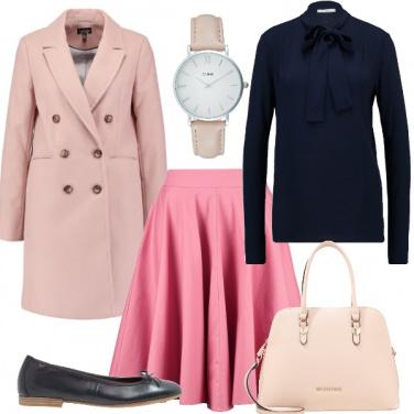 Outfit Camminata bon ton