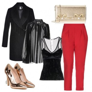 Outfit It\'s Christmas time