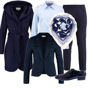 Outfit Come un ragazzo