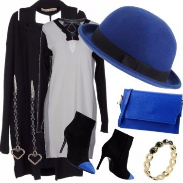 Outfit Parola d\'ordine: bombetta