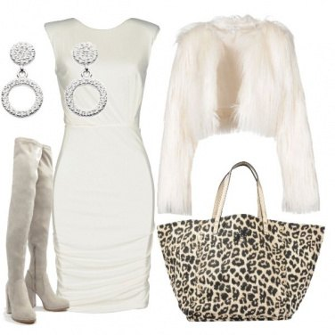 Outfit Bianco Natale