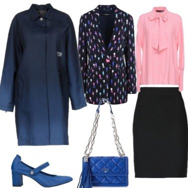 Outfit Effetto Colore Degrade '