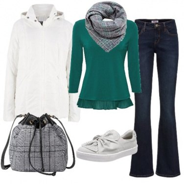 Outfit 1° shopping natalizio