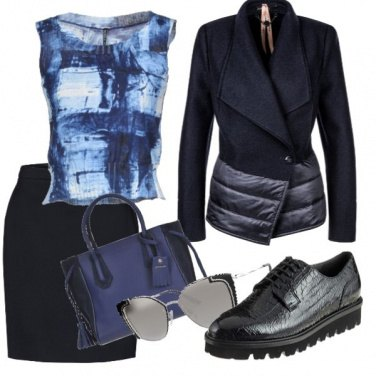 Outfit Urban #9678