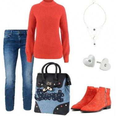 Outfit Maglione di lana