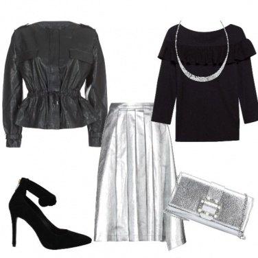 Outfit Chic la sera