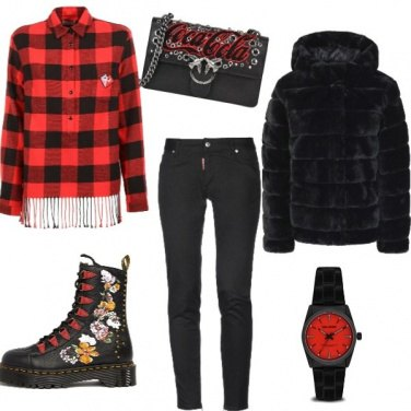 Outfit Rock #3958