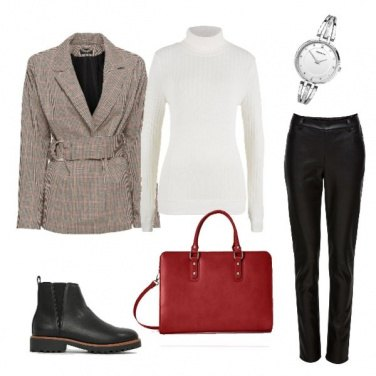 Outfit Giacca stilosa