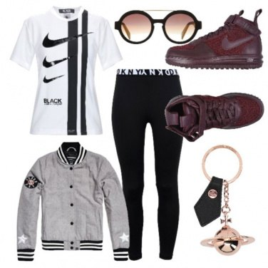 Outfit Urban #9680