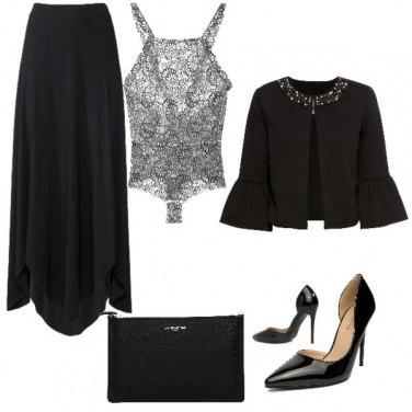 Outfit Glam a portata di tutte!
