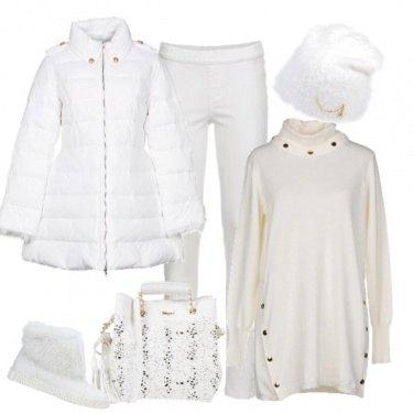 Outfit Domenica in baita