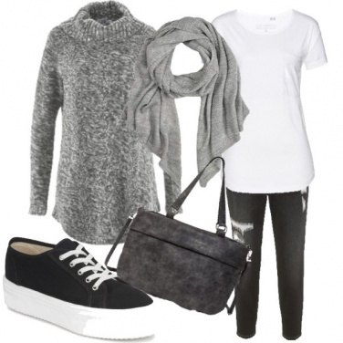 Outfit Urban #9683