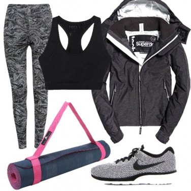 Outfit Sport active