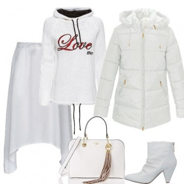 Outfit La felpa