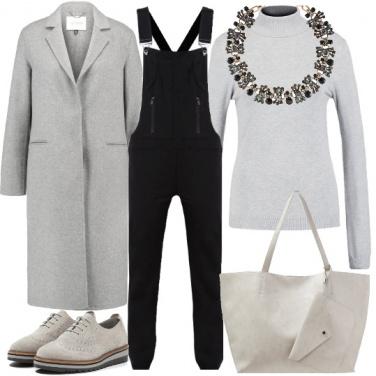 Outfit Sobria comodità