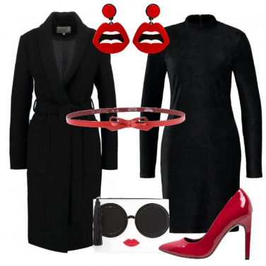Outfit San Valentino pop