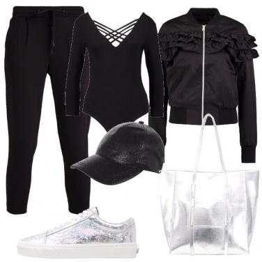 Outfit Ginnica in città