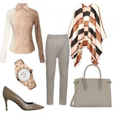 Outfit Eccentrico urbano