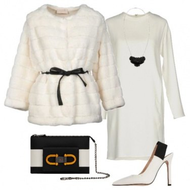 Outfit White winter
