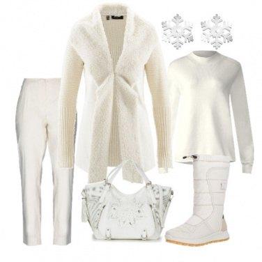 Outfit Eleganza a Madonna di Campiglio