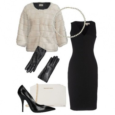 Outfit Una serata di festa