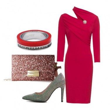 Outfit Brillante a Natale